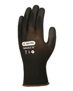 Skytec Basalt R PU Palm Coated Glove Black Size 10 Extra Large