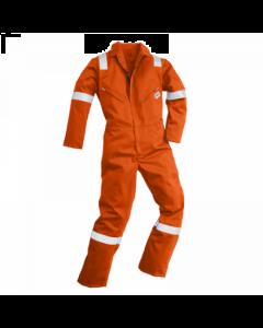 "Riggmaster Pyrovatex FR Anti-Static Coverall Orange 44"""